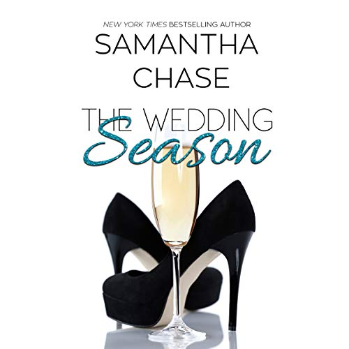 The Wedding Season audiobook cover art