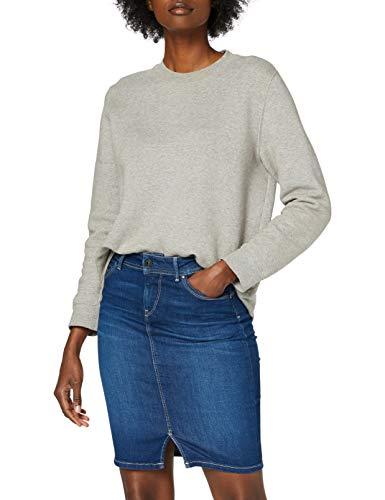 Pepe Jeans Taylor Falda, Azul, Medium para Mujer