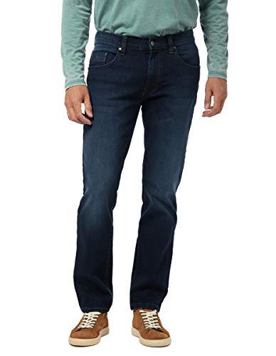 Pioneer Herren Rando MEGAFLEX Jeans, Blau (Dark Used with Buffies 14), W34/L32 (Herstellergröße: 3432)