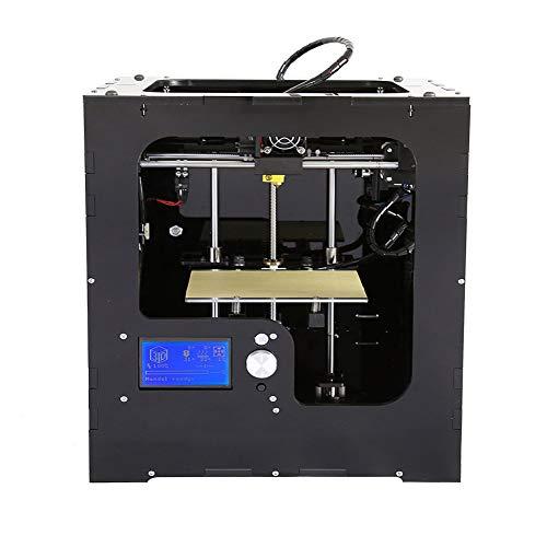 LinZec Imprimante 3D StéRéO A3, Prototypage Rapide Haute PréCision De Qualité Industrielle Imprimante 3D FDM