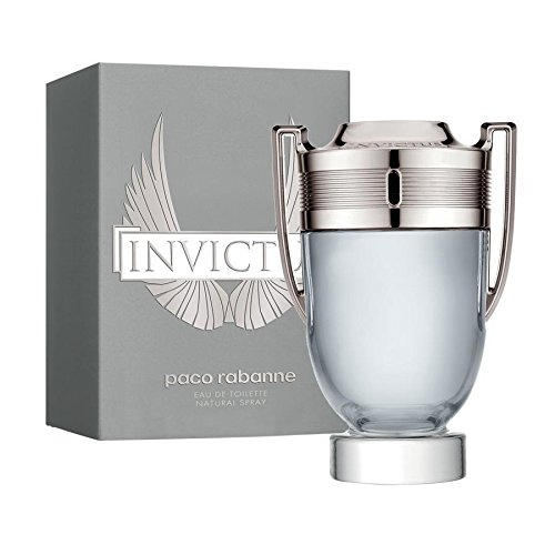 Paco Rabanne Invictus Eau de Toilette Natural Spray 100 ml