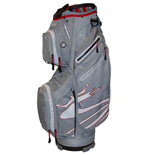 Cobra Ultralight Golf Cart Bag - Quarry