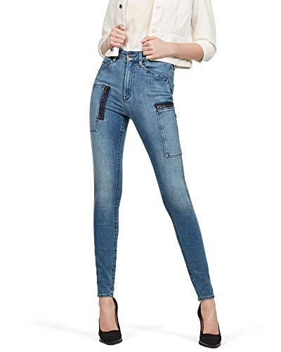 G-STAR RAW Damen G-Star Shape Powel Skinny Jeans