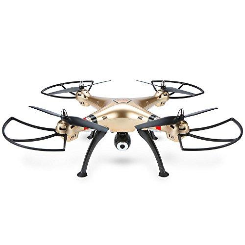 OOLG Camera Originale Syma X8HW WiFi FPV 2.0MP HD RC Quadcopter con l'altitudine Hold e modalità Senza Testa