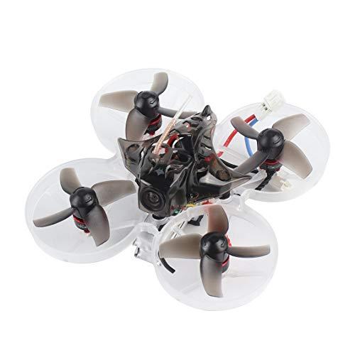 Fghdf Ajuste Happymodel Mobula7 75mm Mini Crazybee F3 Pro OSD 2S Whoop RC FPV Drone de carreras con actualización BB2 ESC 700TVL BNF Versión estándar