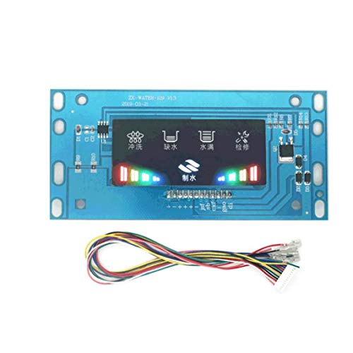 Módulo De Control De Ro Panel De Control De La Máquina Inteligente Micro Led Ordenador De a Bordo Purificador De Agua Accesorios Plaza Componentes De Control Industrial