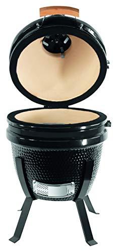JUSTUS Black J'Egg S Schwarz Keramikgrill, 370