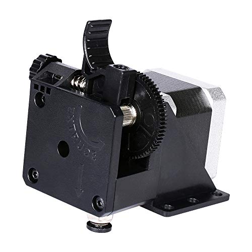 Sunhokey Upgrading Titan Extruder Parts Compatible with CR10, Ender 3 Series DIY 3D Printer Compatible with E3D V6 Hotend J-Head Bowden Mounting Bracket 1.75mm Filament