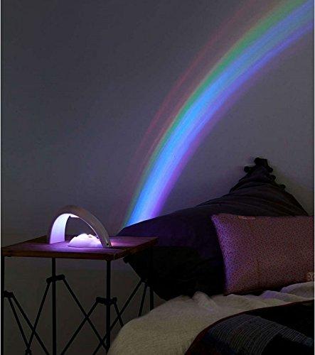 Gizzys 01146 – Arc-en-Ciel dans ma Chambre, projecteur