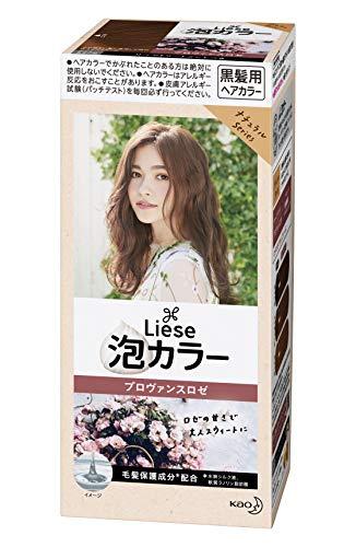 Liese(リーゼ) 泡カラー