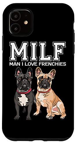 iPhone 11 French Bulldog Frenchie Case