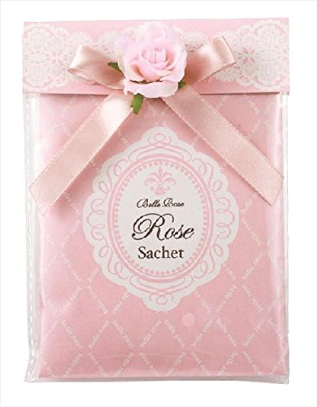 肥沃な驚いた襟kameyama candle(カメヤマキャンドル) ベルローズサシェ 「 ピンク 」 ルームフレグランス 110x130x12mm (E3160500PK)