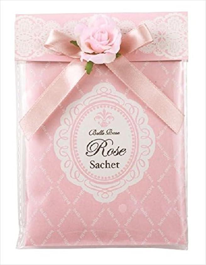 手当提供うまkameyama candle(カメヤマキャンドル) ベルローズサシェ 「 ピンク 」 ルームフレグランス 110x130x12mm (E3160500PK)