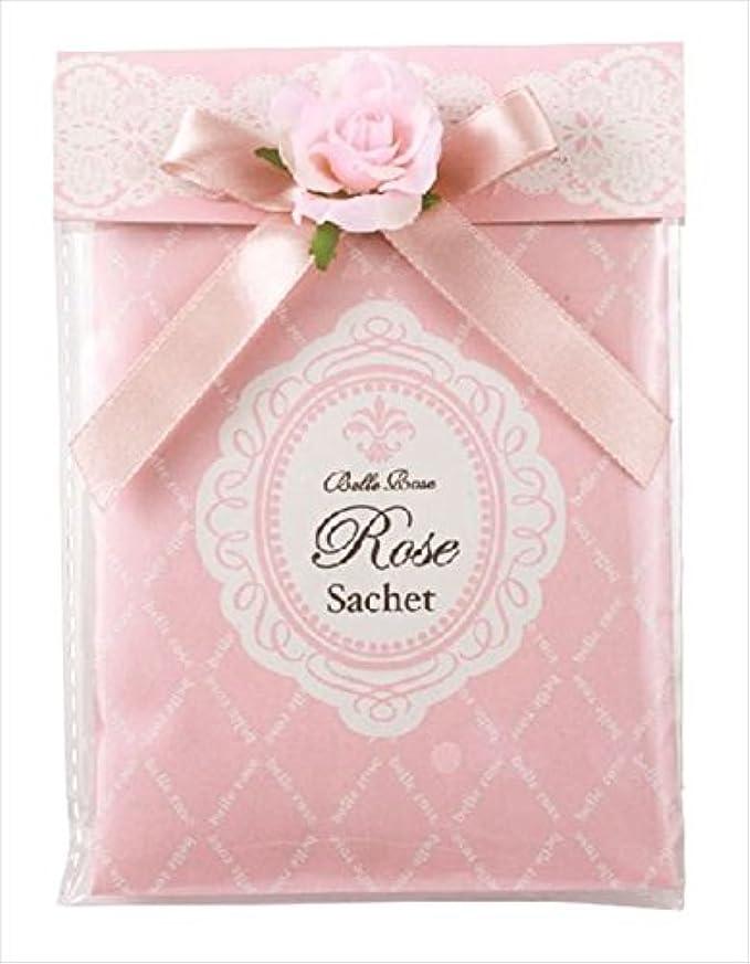 青トーク容赦ないkameyama candle(カメヤマキャンドル) ベルローズサシェ 「 ピンク 」 ルームフレグランス 110x130x12mm (E3160500PK)