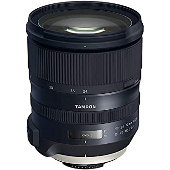 Tamron 24-70mm F/2.8 G2 Di VC USD G2 Zoom Lens for Nikon Mount