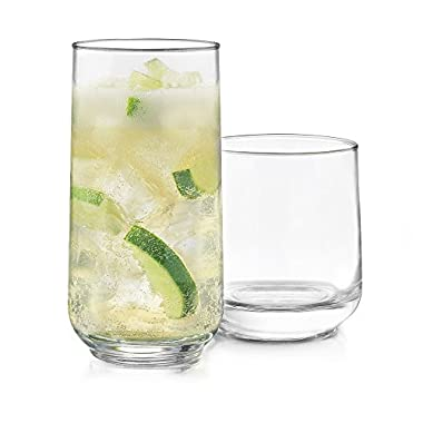 Libbey Ascent 16-piece Glass Set