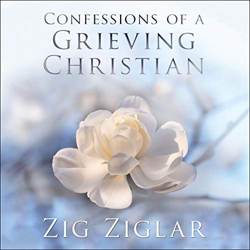 Confessions of a Grieving Christian audiobook cover art