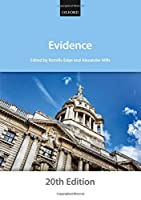 Evidence (Bar Manuals)