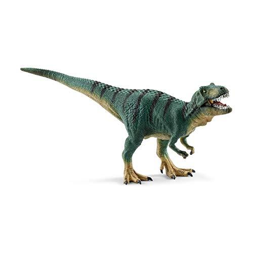 Schleich 15007 DINOSAURS Spielfigur - Jungtier Tyrannosaurus Rex, Spielzeug ab 4 Jahren