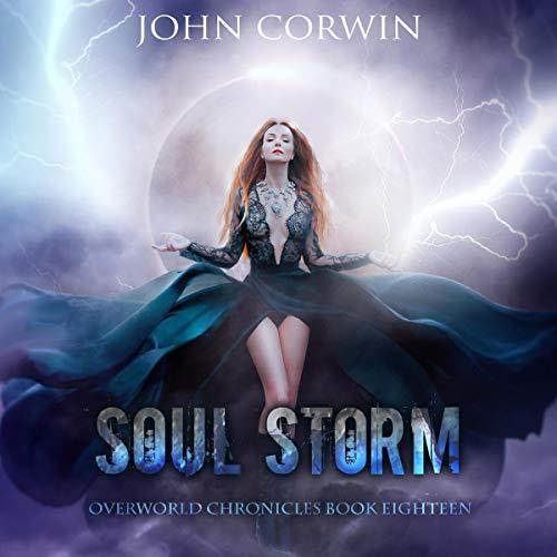 Couverture de Soul Storm (Epic Urban Fantasy)