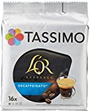 TASSIMO L'OR Espresso Decaf Coffee Pods - 5 Packs (80 Drinks)