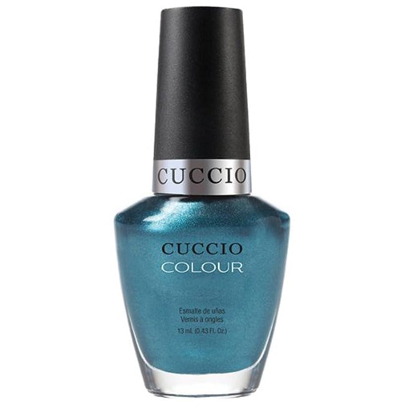 信頼できる圧縮された七時半Cuccio Colour Gloss Lacquer - Fountains of Versailles - 0.43oz / 13ml