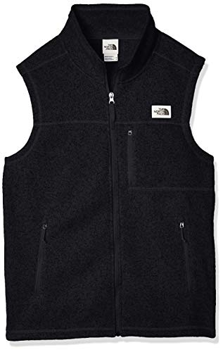 The North Face Men's Gordon Lyons Vest, TNF Black Heather, L
