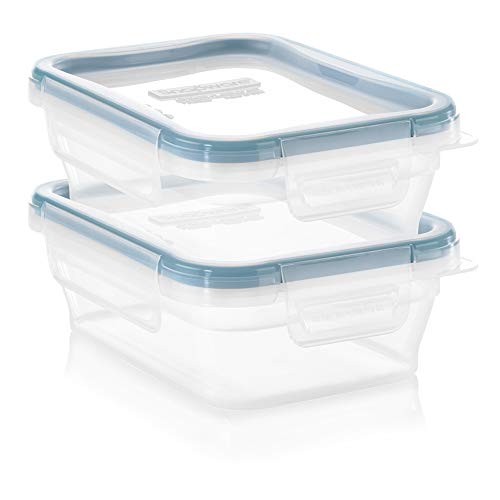 Snapware Total Solution Plastic Food Storage Set (4-Piece, BPA Free,...