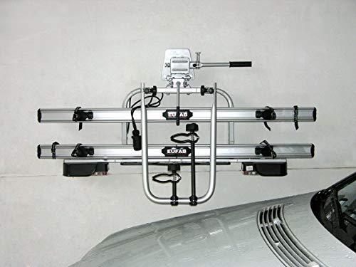 EUFAB 16412 Wandhalterung für Fahrradträger - 6
