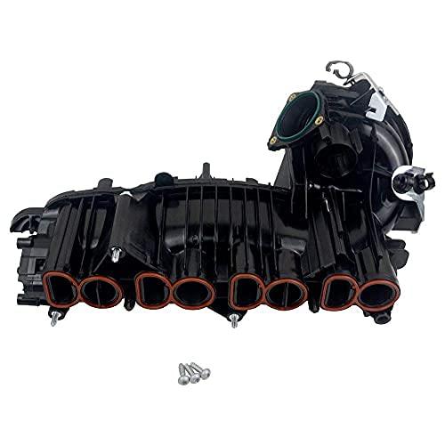 Boquilla de aspiración sin motor 11618507239 compatible con 1 3 Serie 5 x1 x3 e82 e88 e81 e87 e90 e92 e91 e61 e84 e83