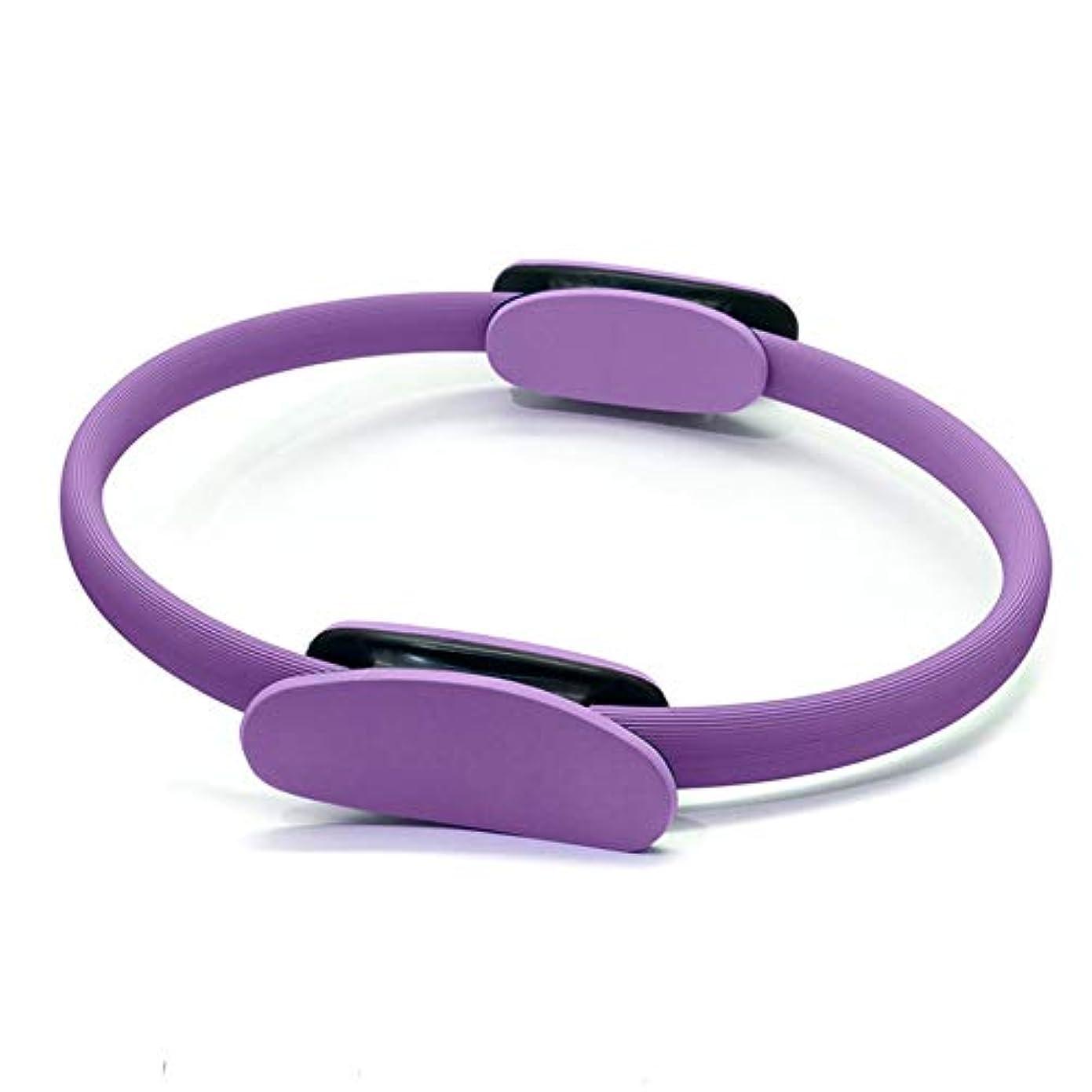 温かい希少性レンチポータブルサイズ38センチヨガレジスタンスリング軽量痩身マジックサークル太もも抵抗レジスタンスヨガリングトレーニングツール