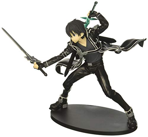 Banpresto Sword Art Online EXQ figure Kirito figure