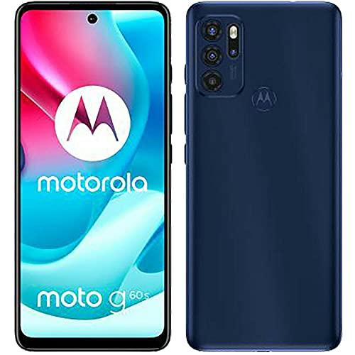 Motorola Moto g60s (6-128 GB, Dark Pearl) Sbloccato Senza Branding