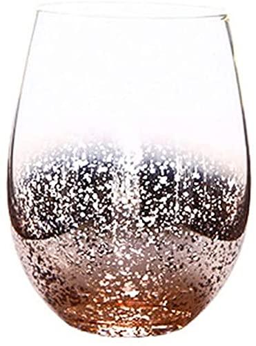 SONAU Taza de café transparente de cristal de 300 ml, American 10...