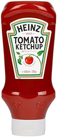 Heinz Tomato 700g Max 80% OFF Max 45% OFF Ketchup