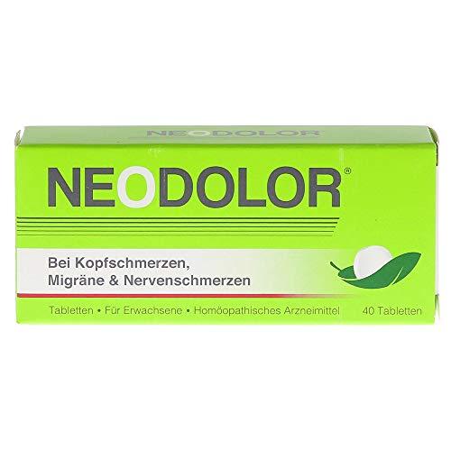 NEODOLOR Tabletten 40 St