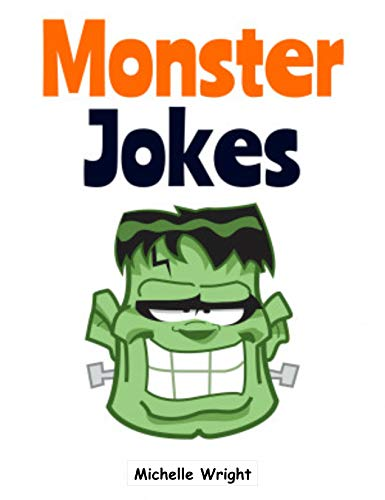 Monster Jokes for Kids (English Edition)