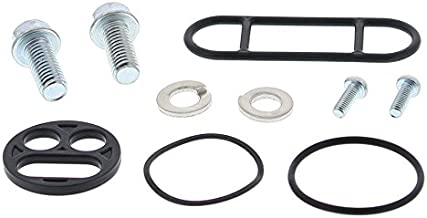 New All Balls Fuel Tap Repair Kit 60-1000 for Yamaha TDM850 1992 1993, TTR125 Drum Brake 2000 2001 2002 2003, TTR125E Drum Brake 2003 2004 2005 2006 2007 2008 2009, WR450F 2003 2004 2005 2006