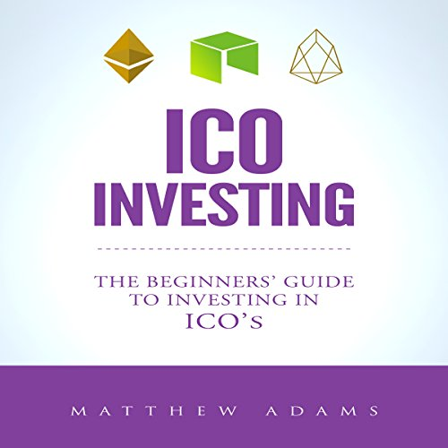 ICO Investing audiobook cover art