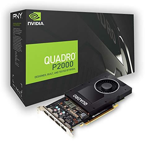 PNY Quadro P2000 5GB GDDR5 Bild