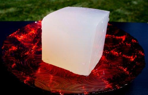 Ultra Clear Transparent Glycerin Melt & Pour Soap Base Premium Natural 100% Pure 5 LB