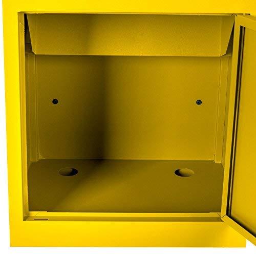 Paketbriefkasten Smart Parcel Box, gelb - 5