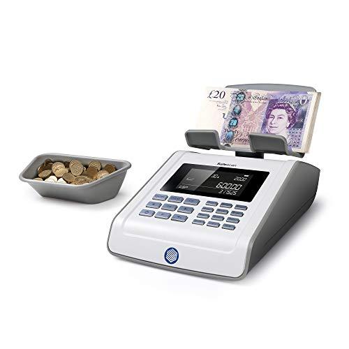 Safescan 6185 - Balanza contadora de dinero