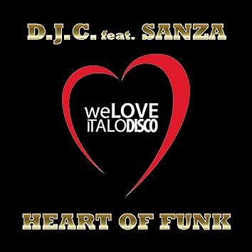 Heart of Funk (feat. Sanza) [Italo Disco]