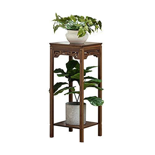 XUEZHEN bloementrap, indoorsysteem, bloemenstandaard, bamboe, tentoonstellingsstand, pannenklast, binnen, buiten, balkon tuin