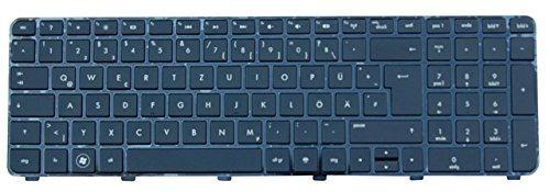 Orig. QWERTZ Tastatur für HP Pavilion dv7-6000 dv7-60xx DV7-6100 dv7t-6100 DE