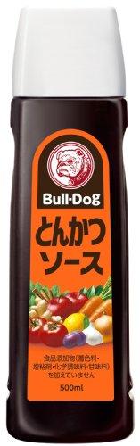 Salsa Tonkatsu Bull-Dog - 500 ml