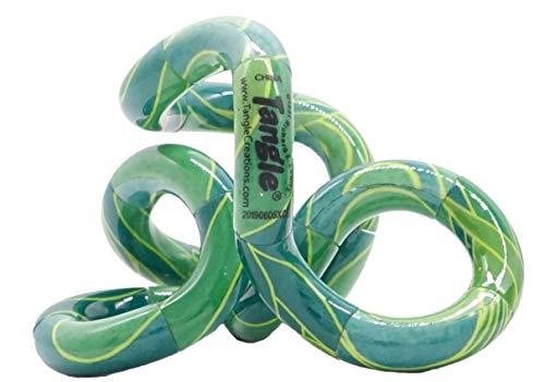 TANGLE Jr. Masterpiece Blade - Green