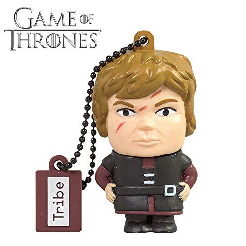 Clé USB 16 Go Tyrion - Mémoire Flash Drive Originale 2.0 Game of Thrones, Tribe FD032501