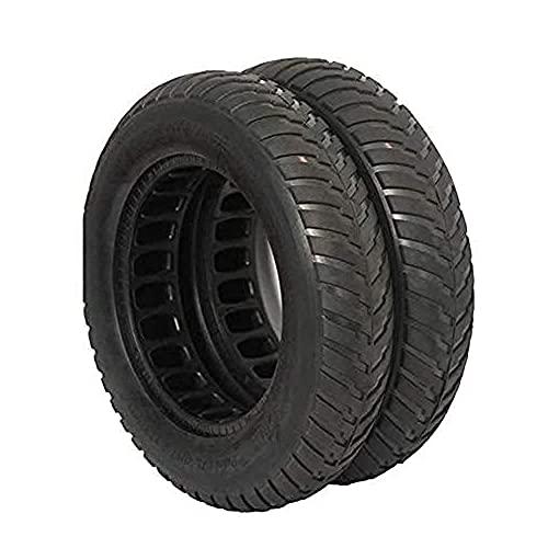 Neumáticos patinetes eléctricos, s, 10 pulgadas 10X2.125 Neumáticos macizos panal, resistentes desgaste,...